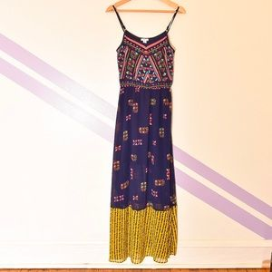 Aztec Print Sundress sz small